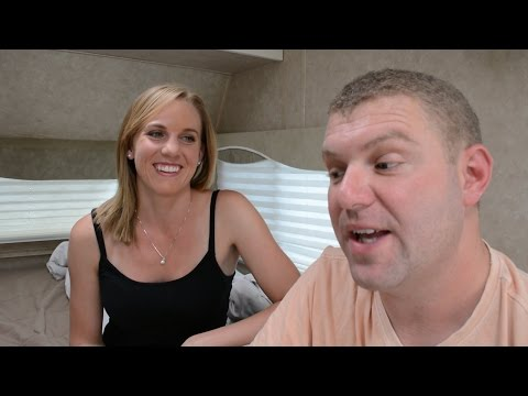 Living in an RV OFF GRID while building a house??