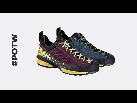 Scarpa Mescalito: Light Weight But With Mountain Boot Protection
