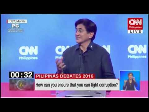 Honasan: Solve poverty to fight corruption