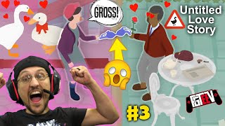 HE LOVES HER, SHE LOVES HIM NOT! Bwahahahhhahaha (FGTeeV Untitled Goose Game #3)