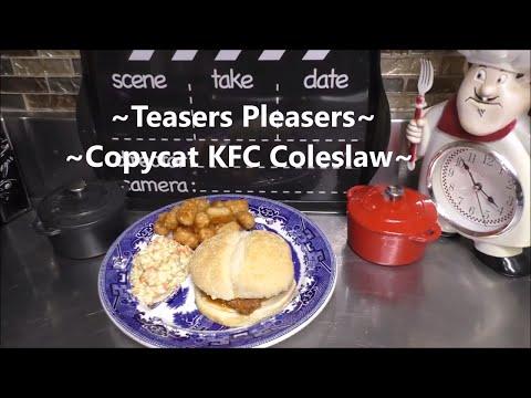 ~Copycat KFC Coleslaw~
