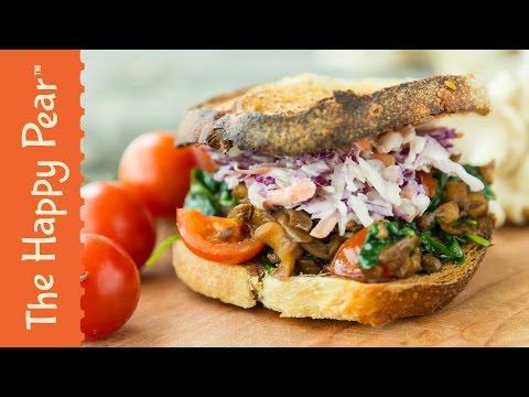 Vegan Coleslaw   Amazing Sandwich Filler