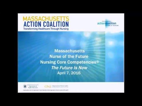 WEBINAR | Nurse of the Future Nursing Core Competencies: The Future is Now
