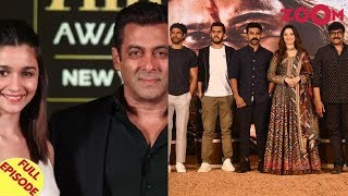 Alia is excited to share screen space with Salman |Teaser launch event of multi starrer film Sye Raa