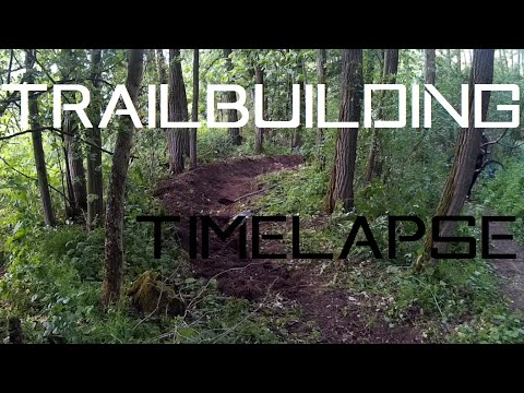 Trailbuilding Timelapse / TrailSurfers
