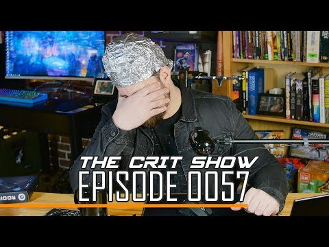 Ban Every Video Game! | The Crit Show 0057