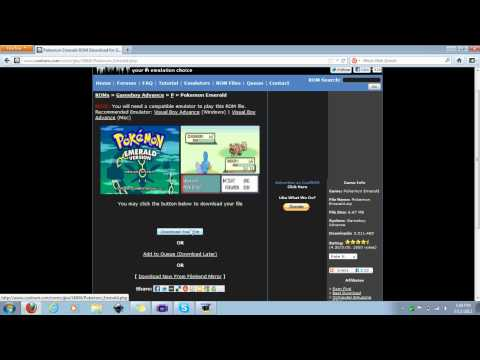 How to play Pokémon on PC