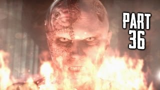 The Evil Within Walkthrough Gameplay Part 36 - Battle Royale (PS4)