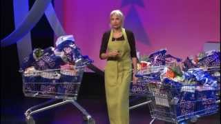 Stop wasting food: Selina Juul at TEDxCopenhagen 2012