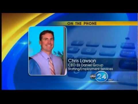 Chris Lawson Featured on abc 24 Memphis