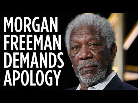 Morgan Freeman calls for retraction of CNN investigation