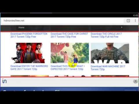 Movies Download On Android Tablet With Torrent
