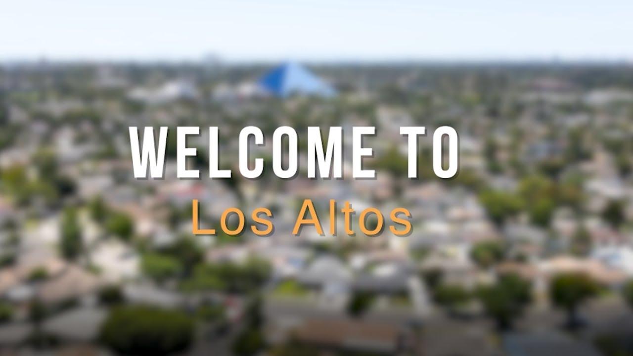 Los Altos Neighborhood in Long Beach