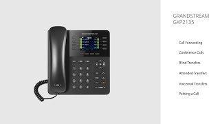 Overview of Grandstream GXP2160 Enterprise IP Phone - PakVim
