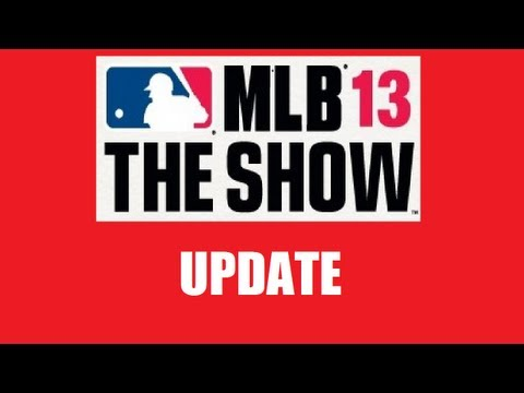 MLB 13 The Show OSFM Roster and Franchise Update