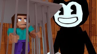 Minecraft | Bendy and The Ink Machine - TRAP CAGES CREATOR! (Bendy in Minecraft)