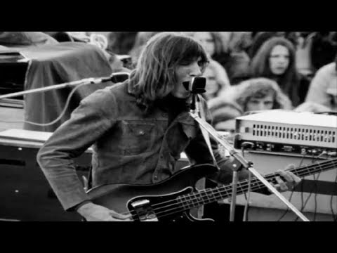 Pink Floyd - Careful With That Axe Eugene (Excerpt) + Interview 1971 |Full HD|