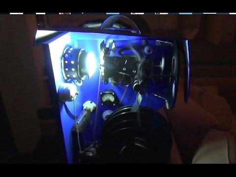 Devry 35mm vintage movie film projector Part 12 (final)