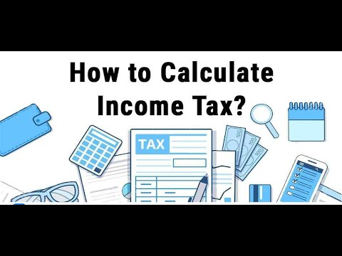 Simple way to calculate Income Tax|Tax slab|Income Tax|How it is calculated?