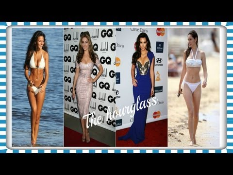 Body Shapes: The Hourglass