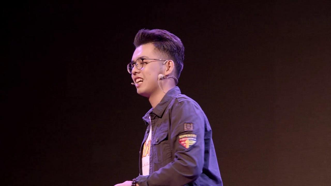 中国人看大马华语 Malaysian Mandarin From a Chinese Perspective   吴瀚洋 Wu Hanyang   TEDxPetalingStreet