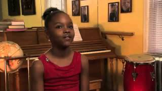 College at 13 - Mabou Loiseau - 8 Years Old, 8 Languages, 8 Musical Instruments-OVATION TV