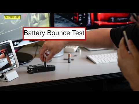 Battery Test and Speech Jammer