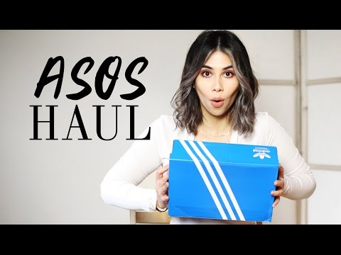 ASOS HAUL | New Year New Style