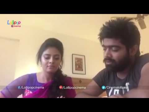 Srimukhi & Revanth Singing Song From Allu Arjun's Son of Satyamurthy
