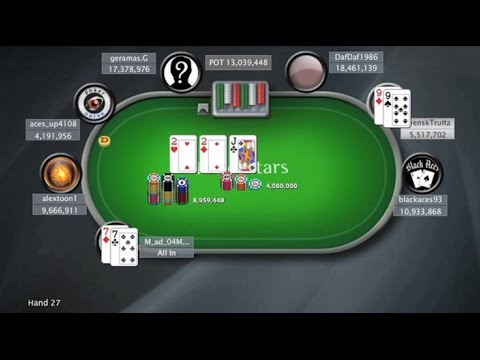 Sunday Millions Final Table MTT Review P11 | Pokernerve.com