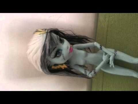 How to make your mh dolls hair strate