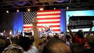 Palin-Bachmann Rally