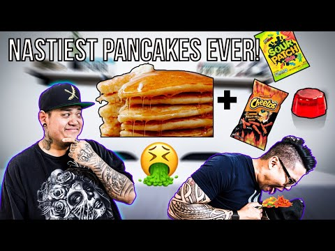 Pancake Munchies Challenge!!