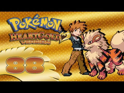 Let's Play Pokemon HeartGold - Part 88 - Viridian City Gym!