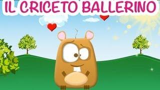 Il Criceto Ballerino - canzoni per bambini e bimbi piccoli _ baby dance music