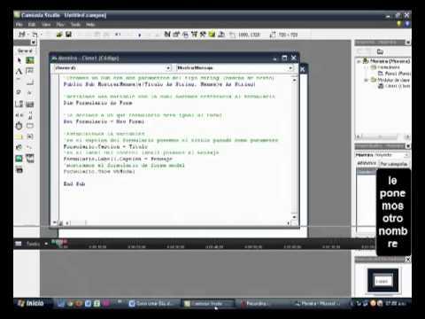Creación de una DLL en Visual Basic 6.0