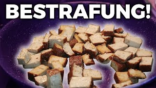 Download TOFU KOCHEN: Die Bestrafung! | Try not to Laugh Video