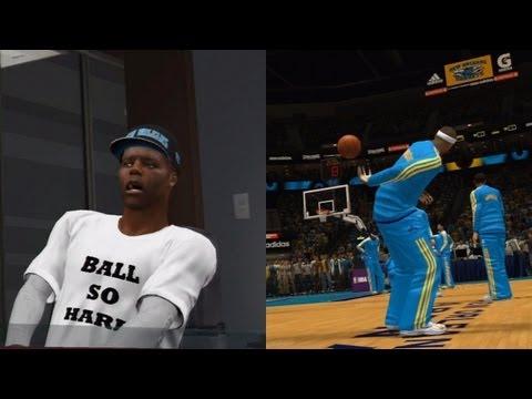 NBA 2K13 My Career - 1st Game as 6th Man Again