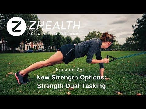 New Strength Option:  Strength Dual Tasking