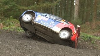 WRC Wales Rally GB 2016 Best of by e-Rally [HD]