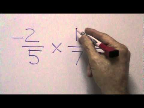 Multiplying Fractions with Integers