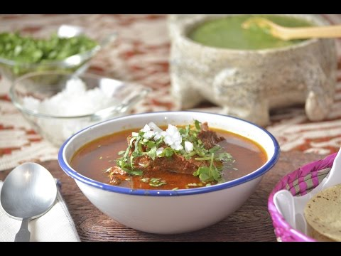Mexican Beef Stew  Birria Mexican food