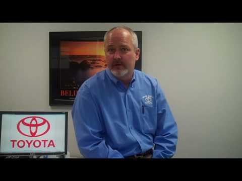 Toyota Tech Talk on synthetic oil