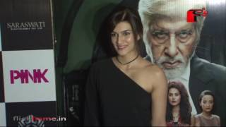 Kriti Sanon got angry when asked of Sushant Singh Rajput