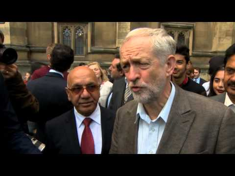 Give more Premier League money to local football clubs, says Corbyn