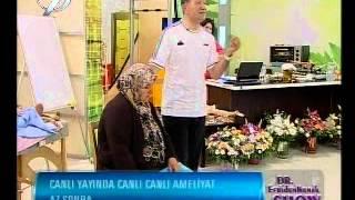 Dr. Feridun Kunak Show 6 Eylül B5 (Diz Suyu Nedir? Bitmesinde Neler Yapılmalıdır?)