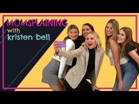 Xxx Mp4 Momsplaining With Kristen Bell Teenagers 3gp Sex