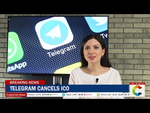Breaking News: Telegram Cancels ICO