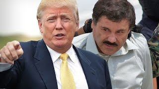Chapo vs Trump (movie trailer)