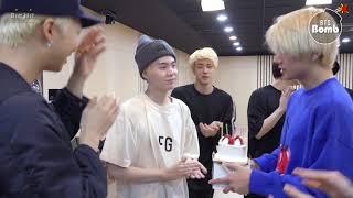Download [BANGTAN BOMB] SUGA's Surprise Birthday Party! - BTS (방탄소년단) Video